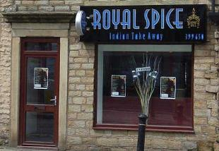 Review: Royal Spice, Oswaldtwistle