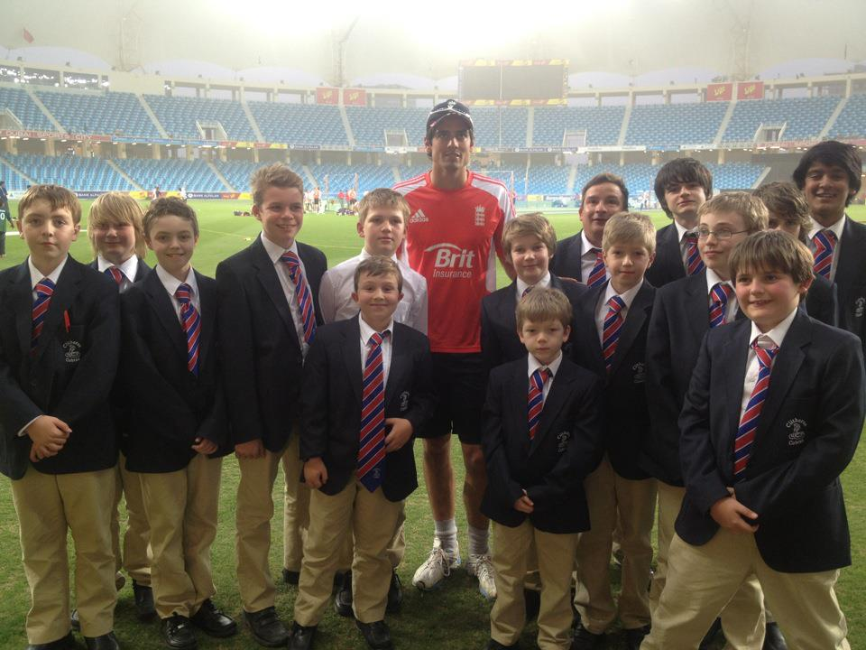 Clitheroe Cobras in the UAE: Day Six and mixing with the stars
