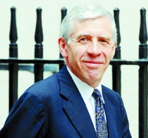 SUPPORT Jack Straw