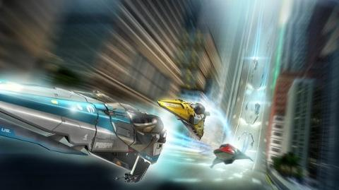 Review: Wipe Out 2048, PS Vita, £29.99