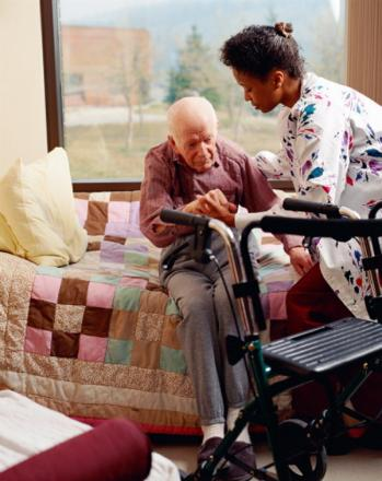 The care home would house 50 elderly people, and would be staffed by 27 people.