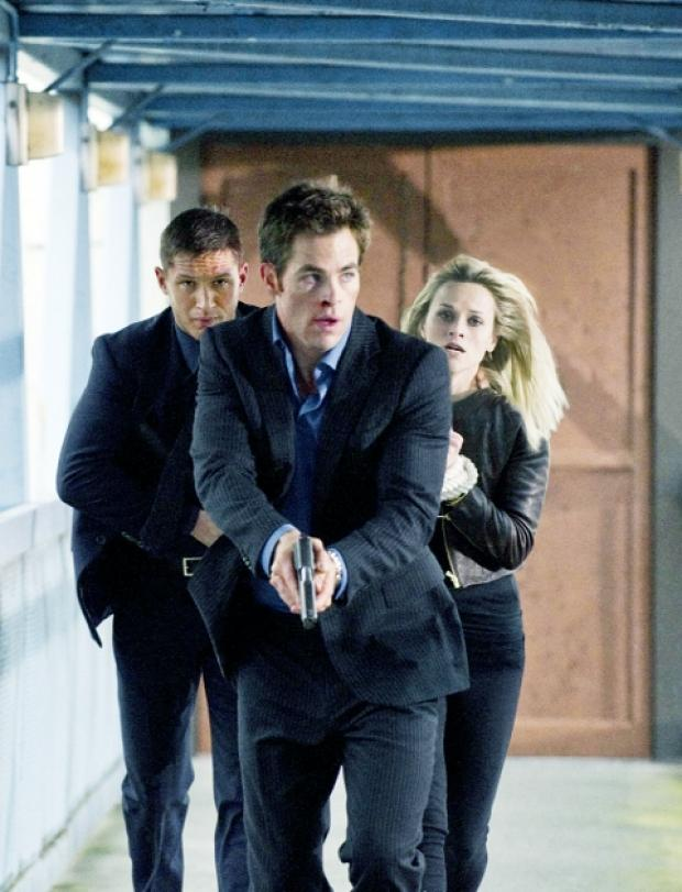 Review: This Means War (12A)