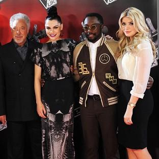 Tom Jones, Jessie J, Will I Am and Holly Willoughby launch new BBC TV show The Voice