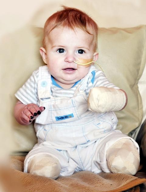 LITTLE FIGHTER Louie Jenkins