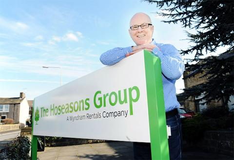 Hoseasons boss Geoff Cowley aims to cash in on the Olympic year