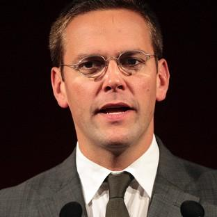 James Murdoch's departure came despite receiving backing from BSkyB shareholders