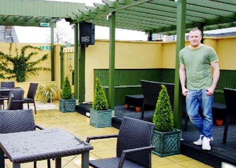 Shaun Grogan, general manager of The Loft in Burnley, is looking forward to visits from Judge Jules and Tim Westwood.