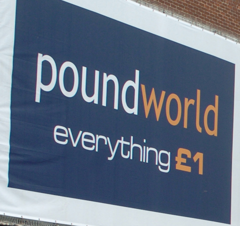 Blackburn Poundworld told not to sell food at new store