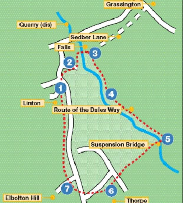 Walk: Linton and Grassington