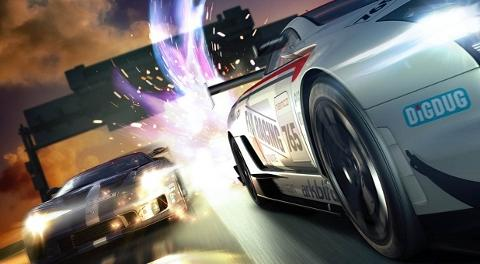 Review: Ridge Racer: Unbounded Xbox 360, £34.99