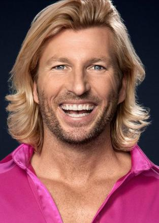 Former Blackburn Rovers player Robbie Savage was a star of Strictly Come Dancing.