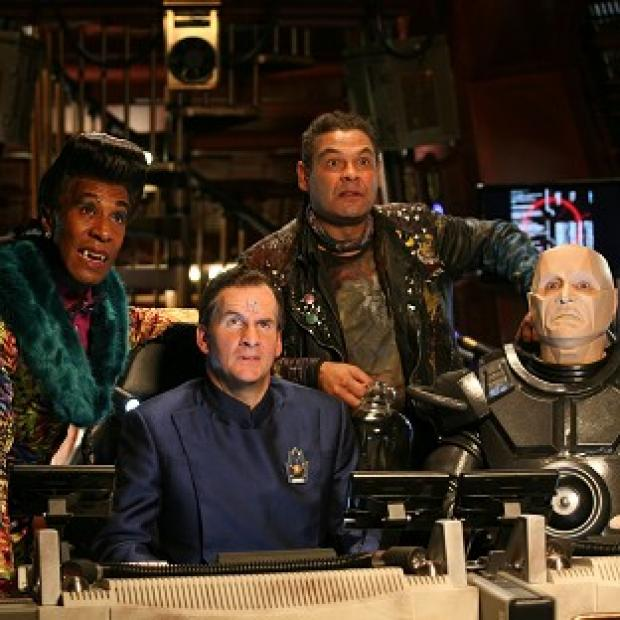 Red Dwarf is returning to screens later this year
