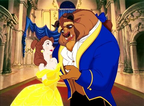 MONSTER CRUSH Belle and her beau