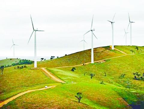 CONTROVERSY Wind farms provoke objections