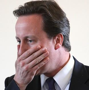 Prime Minister David Cameron was forced to withdraw his 'idiots' jibe during PMQs