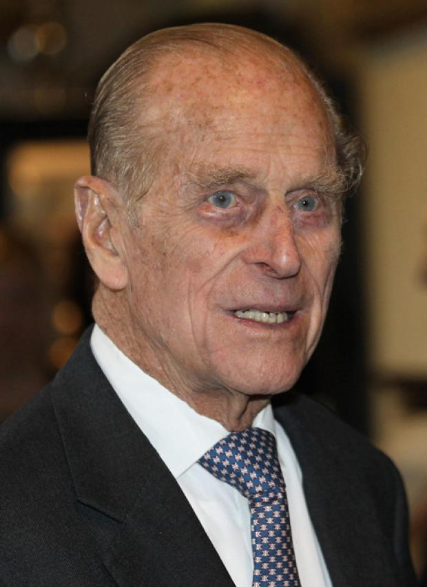 The Duke of Edinburgh has been diagnosed with a bladder infection