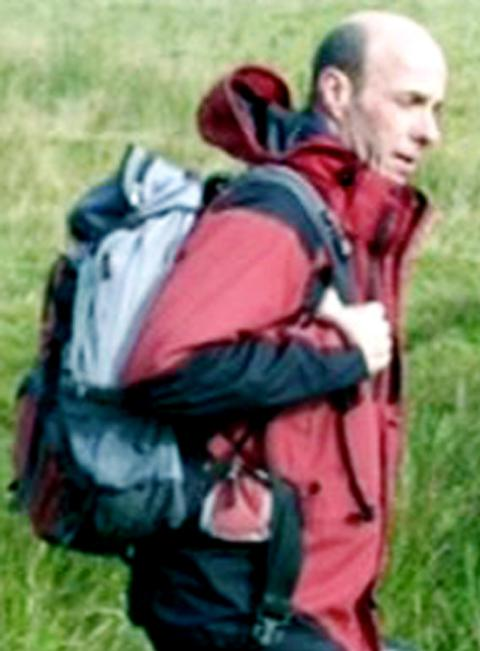 Grant Cunliffe went missing the Cairngorms in January.