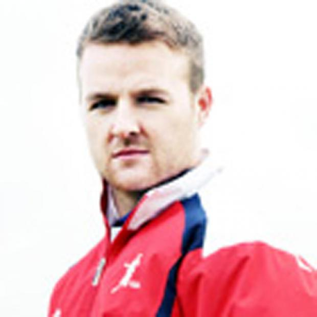 East Lancashire handball player Ciaran Williams