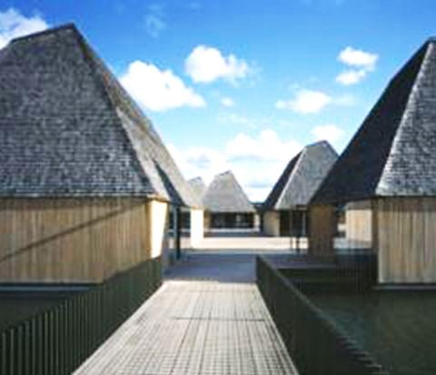 NOMINATED Brockholes Visitor Village