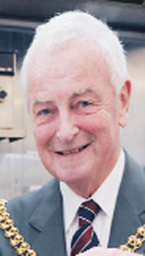 Coun Tony Lambert died following a lengthy battle with cancer