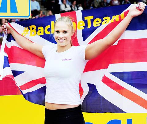 Lancashire Telegraph: Sophie Hitchon says she's learned from the European Championships.