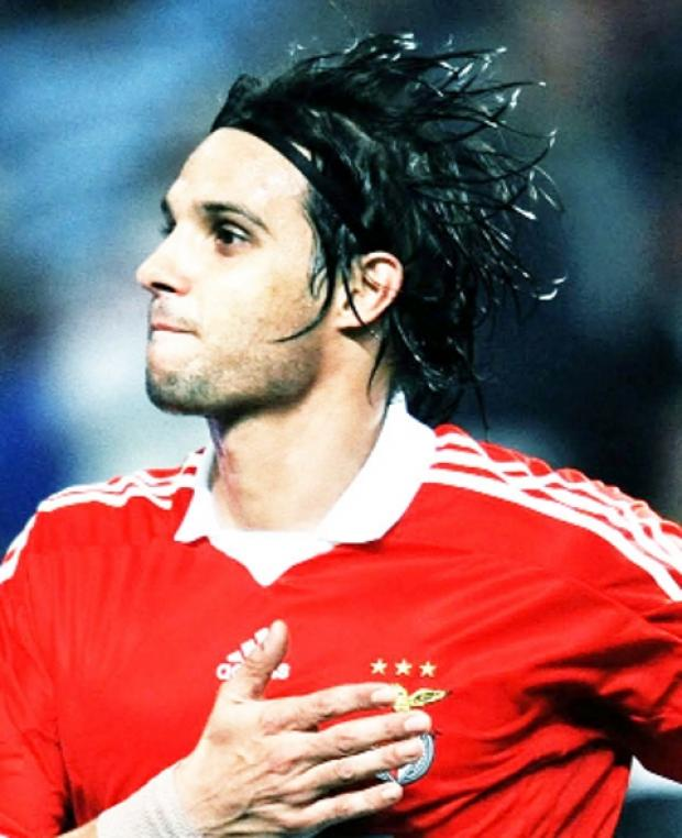 NEW BOY Veteran striker Nuno Gomes