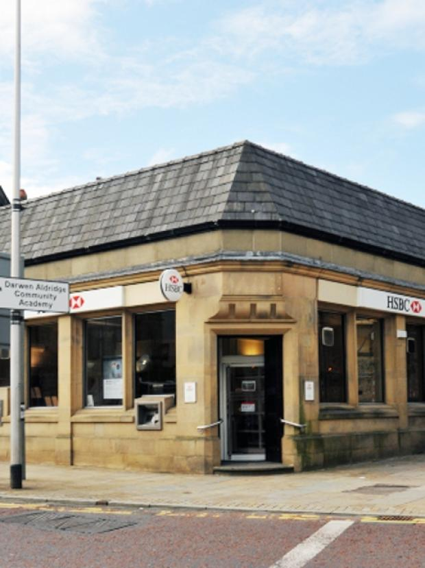 CLOSING HSBC in Darwen