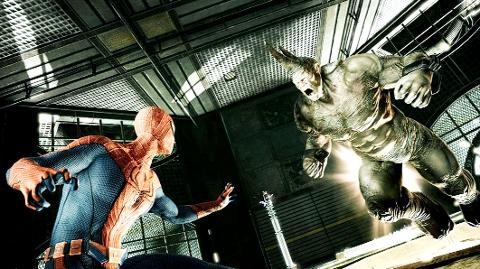 Review: The Amazing Spider-Man, Xbox360, £39.99