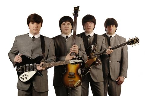 What's on: The Mersey Beatles, Clitheroe