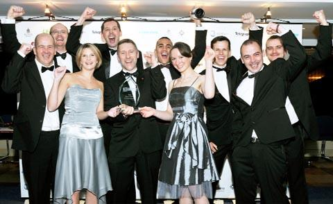 Merc Engineering Group scooped Business of the Year at last year's awards