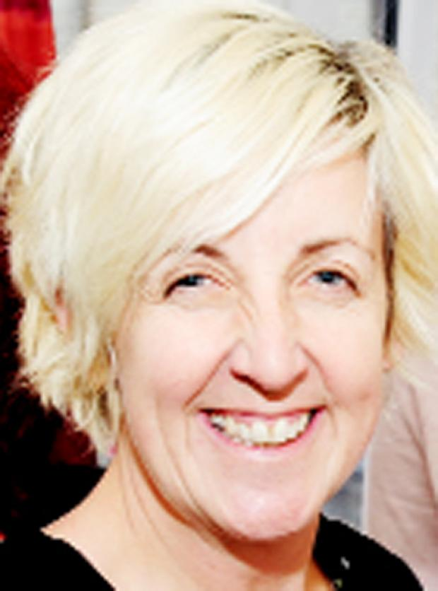 Actress Julie Hesmondhalgh