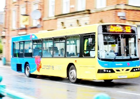 Public consulted on threat to bus routes in Blackburn and Darwen