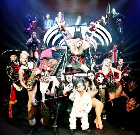 What's on: The Circus of Horrors, Bolton, November 4