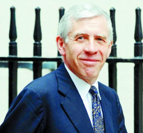 Jack Straw crackingwhip on accident claims in East Lancashire