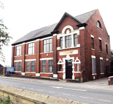 Traders' anger over Blackburn Spiritualist Church rebuild plans