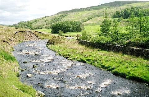 Lancashire walkers swept away while crossing swollen river