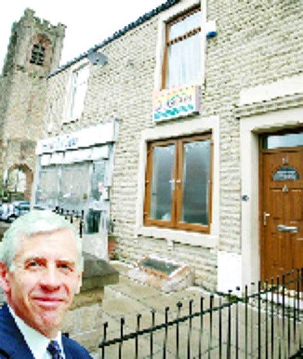 OBJECTIONS The mosque, in Accrington Road, Audley and Jack Straw