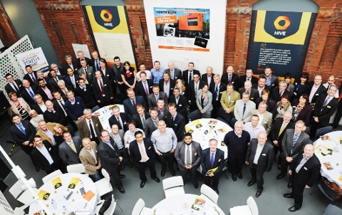 Gallery & video: HIVE group launched to make Blackburn and Darwen a world class business area