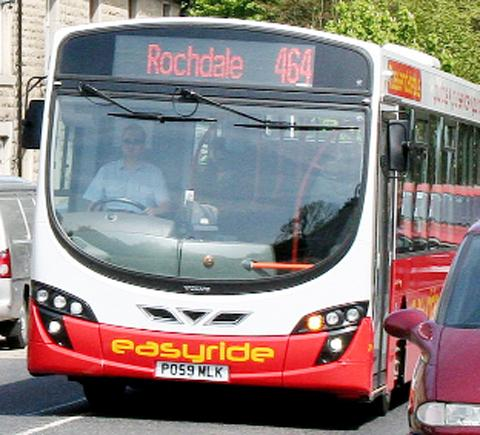 Bus services have been safeguarded for another year
