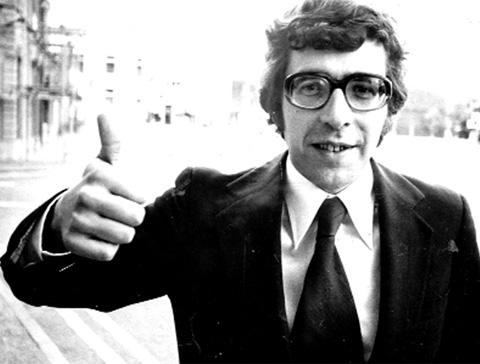 Jack Straw after his arrival in Blackburn