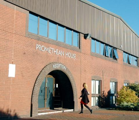 Promethean's Blackburn HQ