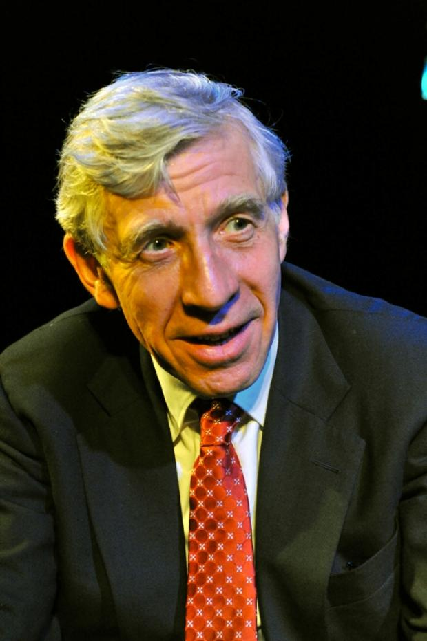 Blackburn MP Jack Straw