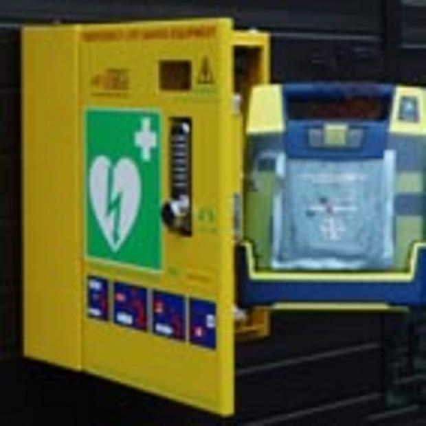 BEST CHANCE A defibrillator