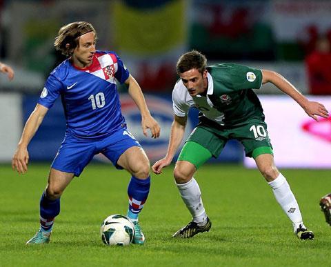 6816791f3fc World Cup 2014 team profiles  CROATIA. Croatia and Real Madrid star Luka  Modric