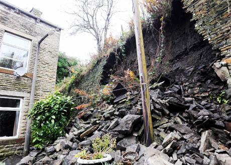 Landslide Sparks Call For Safety Checks On Todmorden Curve