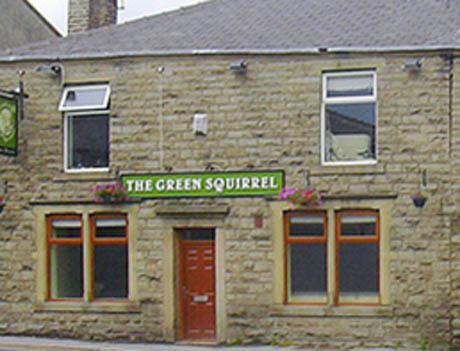 CONCERNS The Green Squirrel pub in Haslingden