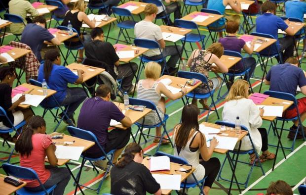 Number of  'good' GCSE passes falls in Lancashire
