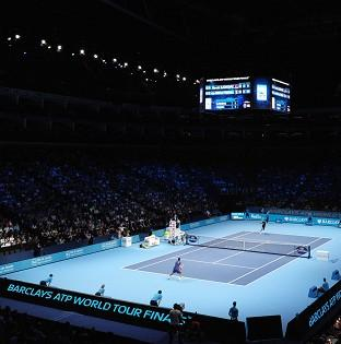 The O2 in London will host the Barclays ATP World Tour Finals until 2015