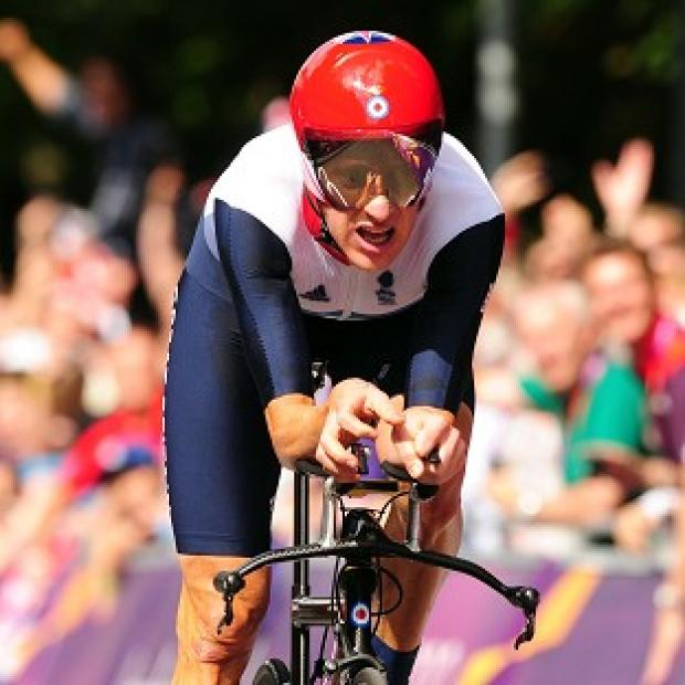 Bradley Wiggins is in hospital recovering after a collision with a vehicle