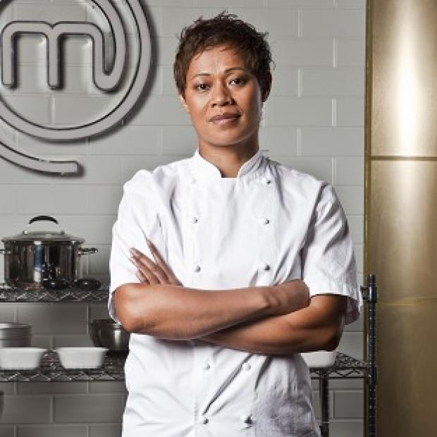Monica Galetti is back for another series of MasterChef: The Professionals